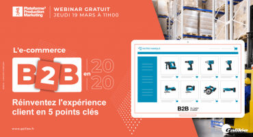L'E-Commerce B2B en 2020