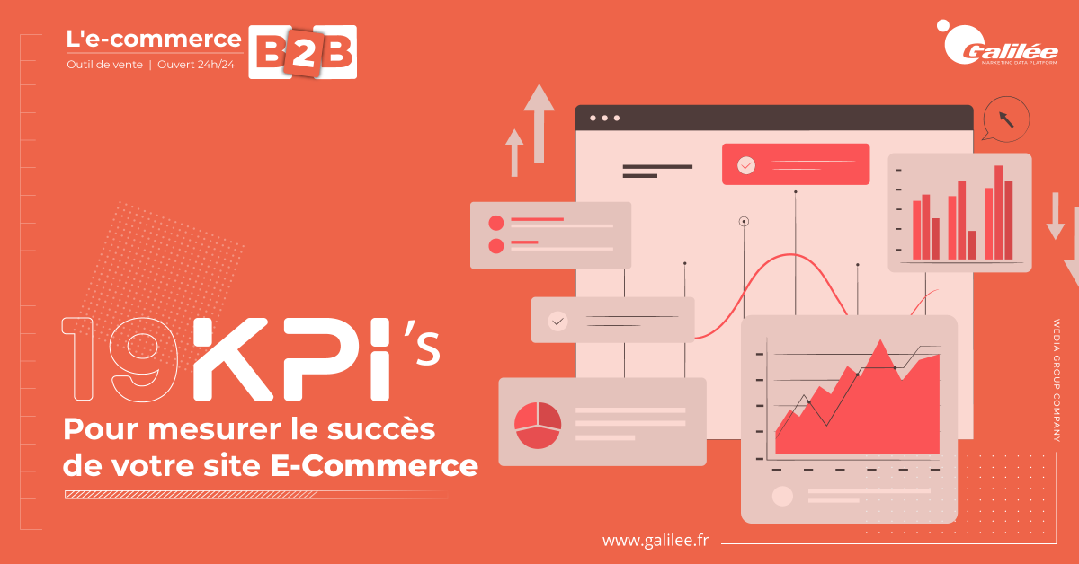 Indicateurs clés de performance E-Commerce B2B