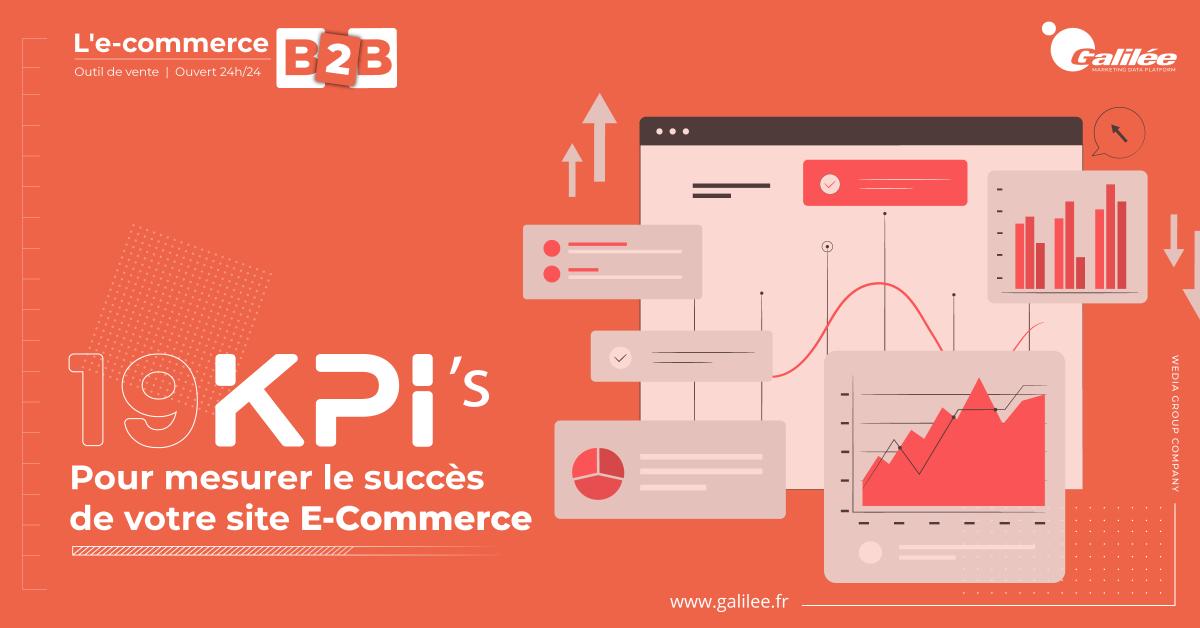 Indicateurs clés de performance E-Commerce B2B