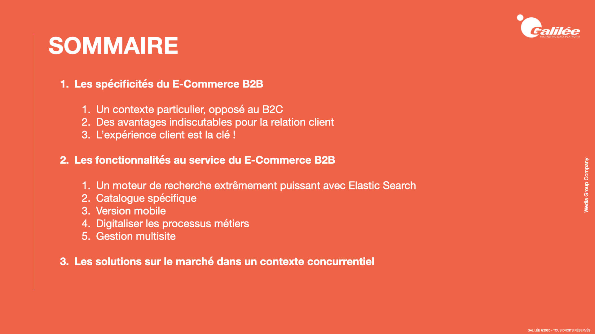 L'E-Commerce B2B en 2020 : un site de vente en ligne efficace