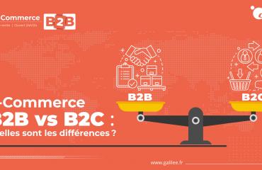 Les différences entre l'E-Commerce B2B et l'E-Commerce B2C