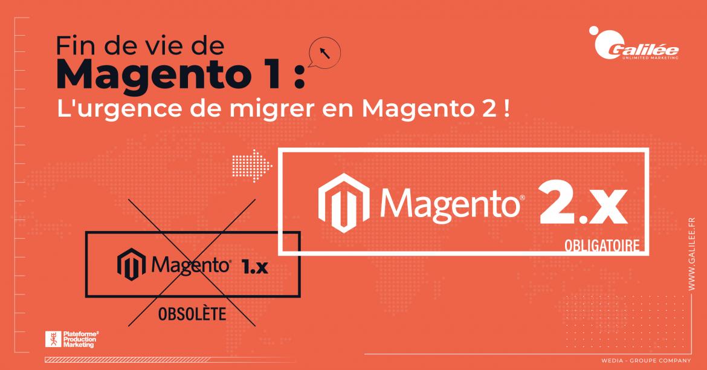 Fin de Magento 1 : migrez votre site e-commerce B2B en Magento 2