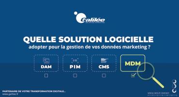 Quelle solution logicielle adopter pour la gestion de vos données marketing ?