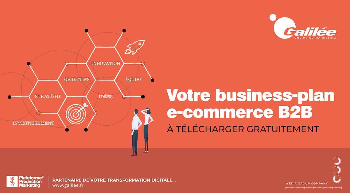 Téléchargez votre simulateur de business plan e-commerce B2B gratuitement au format Excel
