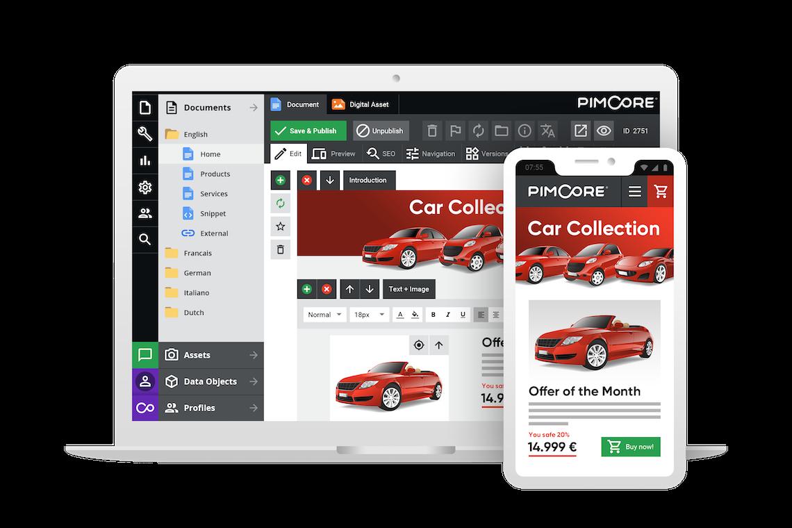 Pimcore X : unifiez vos données grâce au Master Data Management