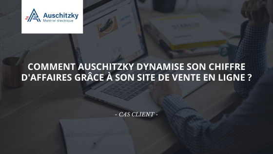 Comment Auschitzky dynamise son chiffre d'affaires grâce à son site de vente en ligne ?