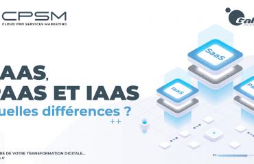 Saas, PaaS, IaaS : quelles différences ?